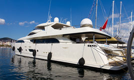 32nd International Istanbul Boatshow Royalty Free Stock Images