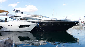 32nd International Istanbul Boatshow Stock Photos