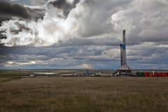 Nd-Ölplattform Stockfotos