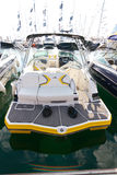 32nd Międzynarodowy Istanbuł Boatshow Zdjęcia Royalty Free