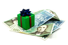 Nd money Royalty Free Stock Photography