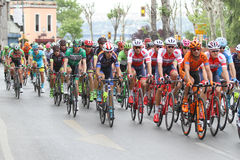 52nd Presidential Cycling Tour of Turkey Stock Photo