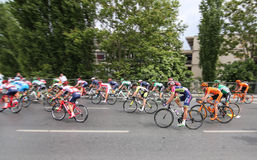 52nd Presidential Cycling Tour of Turkey Stock Photos
