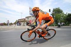 52nd presidents- cykla turnerar av Turkiet Royaltyfri Fotografi
