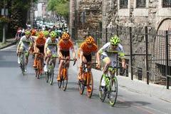 52nd presidents- cykla turnerar av Turkiet Fotografering för Bildbyråer