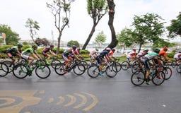 52nd presidents- cykla turnerar av Turkiet Royaltyfri Bild