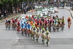 52nd presidents- cykla turnerar av Turkiet Royaltyfria Foton