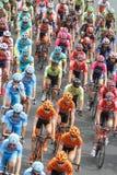 52nd presidents- cykla turnerar av Turkiet Arkivfoton