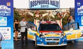 42nd Reunião de Bosphorus Imagem de Stock Royalty Free
