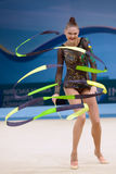 32nd Rhythmic Gymnastics World Championship Royalty Free Stock Images