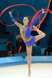 32nd Rhythmic Gymnastics World Championship Royalty Free Stock Photography