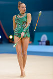 32nd Rhythmic Gymnastics World Championship Royalty Free Stock Image