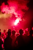 92nd roku Rocznicowy świętowanie Goztepe sporta klub Fotografia Stock