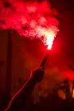 92nd roku Rocznicowy świętowanie Goztepe sporta klub Obrazy Royalty Free