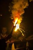 92nd roku Rocznicowy świętowanie Goztepe sporta klub Zdjęcie Stock