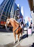 42nd rua Foto de Stock Royalty Free