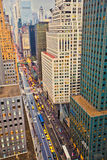 42nd rua Imagem de Stock