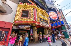 42nd street Stock Photography