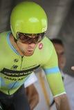 102nd Tour de France - procès de temps - première phase Photographie stock