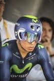 102nd Tour de France - prova a cronometro - prima fase Immagine Stock Libera da Diritti