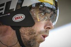 102nd Tour de France - prova a cronometro - prima fase Fotografia Stock Libera da Diritti