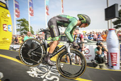 102nd Tour de France - Time Trial - First Stage Royalty Free Stock Photography