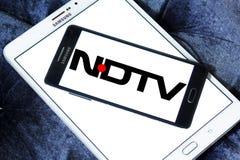 Nd tv logo Royalty Free Stock Image