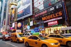 42nd ulica w Miasto Nowy Jork Obraz Stock