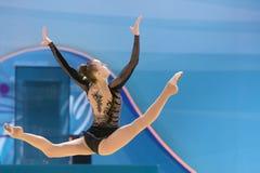 32nd World Championship in Rhythmic Gymnastics Royalty Free Stock Image