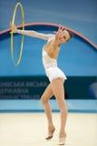 32nd World Championship in Rhythmic Gymnastics Stock Photography