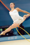 32nd World Championship in Rhythmic Gymnastics Stock Images