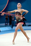 32nd World Championship in Rhythmic Gymnastics Royalty Free Stock Images