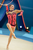 32nd World Championship in Rhythmic Gymnastics Stock Photography