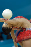 32nd World Championship in Rhythmic Gymnastics Stock Photo