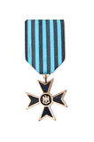 2nd world war medal Royalty Free Stock Photo