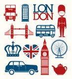 Ndesign de Lodon Fotografia de Stock Royalty Free