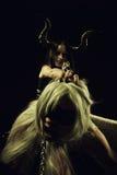 Ändlös tortyr Royaltyfri Foto