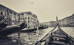 Ndolas do ³ de GÃ em Veneza Imagem de Stock Royalty Free