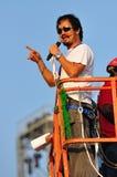 NDP 2011 Hauptrechner Gurmit Singh lizenzfreie stockbilder