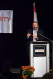 NDP Party Thomas Mulcair Royalty Free Stock Photography