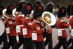 Ändra av Guardsceremonin Fotografering för Bildbyråer