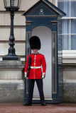 ändrande guards Fotografering för Bildbyråer
