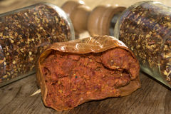 Nduja Royalty Free Stock Images