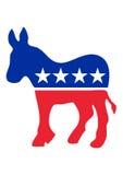âne de démocrate Image libre de droits