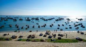 Ne Mui - Phan Thiet - Вьетнам стоковое фото