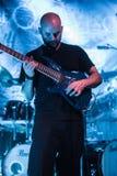 Ne Obliviscaris metal band live 2016 Ravenna, Italy Stock Photo