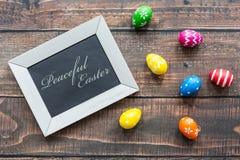 Ne peut pas attendre pour célébrer Pâques ! photos stock