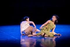 Ne voulez pas tomber 2-Act endormi 1 : Pays des merveilles Dormir-moderne de danse photographie stock libre de droits
