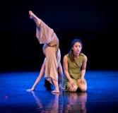 Ne voulez pas tomber 3-Act endormi 1 : Pays des merveilles Dormir-moderne de danse images stock