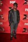 Ne - Yo. Ne-Yo  at The X Factor Season Finale, CBS Television City, Los Angeles, CA 12-22-11 Stock Photos